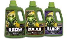 Emerald Harvest - Grow Micro Bloom 3-Part Base Nutrient Series Quart Soil Hydro