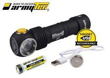 New Armytek Wizard Pro v3 Magnet USB Cree XHP50 2150Lumens LED Headlight W/18650