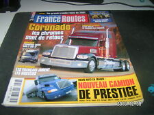 *** France Routes n°228 Volvo NH 12-420 / Evasion : Libye / Iveco Cursor 13