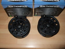2 x Ron Thompson Flylite #5/6 Large Arbour Trout Fly Fishing Reel (wide arbor)