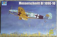 Trumpeter (02298) Messerschmitt Bf 109G-10 in 1:32 Scale