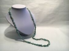 A Beautiful & Tactile Genuine Fashionable Amazonite Nugget (310 carats) Necklace