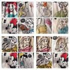 Disney Ltd Edition Canvas Tote Bag BNWT Bambi,Belle,Eeyore,Jasmine,Tinkerbell,