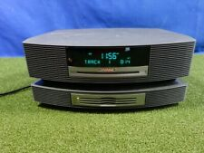 BOSE Wave Music System AWRCC1 with 3-Disc CD Changer AM/FM AUX