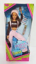 NEW Vintage Barbie TERESA Perfect Pink Glitter 1997 Mattel NIB