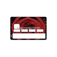 Stickers Autocollant Carte bancaire - Skin - CB Rose 1122 1122