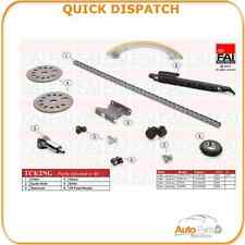TIMING CHAIN KIT FOR OPEL VECTRA 2.2 09/00-07/03 2857 TCK2NG20