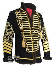 Hussars jimi hendrix military pelisse tunique veste