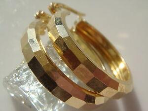14 Karat Ohrstecker /Ohrringe 585 er Gold ARPAS Goldschmuck Goldohrringe