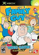 NEW! Family Guy (Microsoft Xbox, 2006)