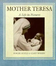 Mother Teresa a Life In Pictures by Royle, Roger