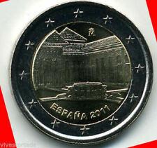 Nuevo diseño 2 Euros España 2011 @ La Alhambra @ Emision Nº 5 @