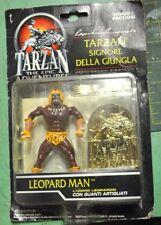 TARZAN the epic adventures - LEOPARD MAN - Giochi preziosi, uomo leopardo