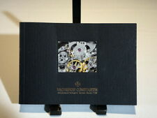 2006 2007 with Price List Vacheron Constatin Watch Collection Catalogue