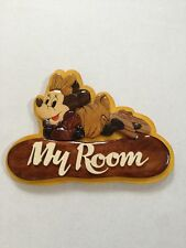Minnie Mouse Wooden Wall Hanging