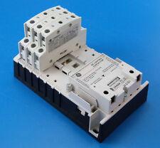 New General Electric CR463L50AJA 5 Pole 5NO 120v CR460B Lighting Contactor