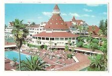Hotel Del Coronado San Diego California Vintage 4x6 Postcard Mar17