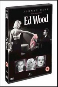 Ed Wood [DVD] [1995] [DVD][Region 2]