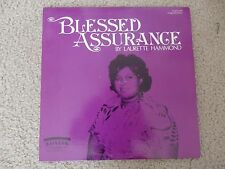 Laurette Hammond  Blessed Assurance Rainbow 2034 NM