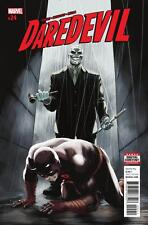 Daredevil #24, Near Mint 9.4, 1st Print, 2017, Unlimited Shipping Same Cost