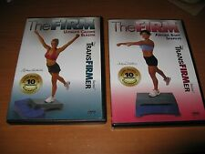 2 The Firm The TransFIRMer 2DVD 1.Ultimate Calor Blaster/ 2.Aerobic Body Shaping