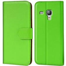 Case Cover For Samsung Galaxy S3 Mini Magnetic Flip PU Leather Wallet Holder Bag