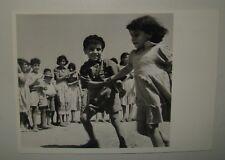Jewish Judaica Israel Morocco Moroccan Casablanca Jews Moshav Ahuzam Photo 1950s