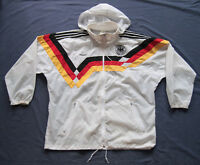 ADIDAS Deutschland WM 1990 DFB Jacke Germany Regenjacke Trainingsjacke Top D8 XL