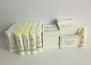 Lot 67 Paul Mitchell TSA Travel Soap Lotion Shampoo Conditional Tea Tree Lemon