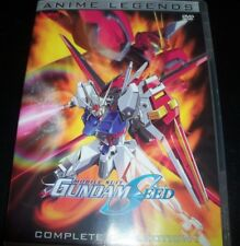 Gundam Seed Mobile Suit (Anime Legends) Collection 1 (USA Region 1) 5 DVD
