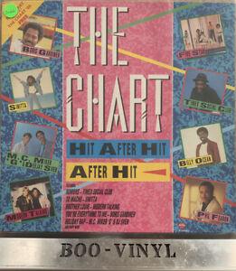 The Chart + The Chart 86 LP Album Vinyl STAR2278 Pop Soul Rock 80's EX Con