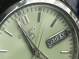 Seiko S Automatic - 21 Jewels - Rare Lume Dial!
