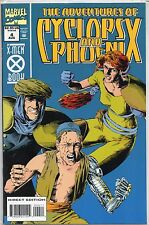 MARVEL COMICS THE ADVENTURES OF CYCLOPS AND PHOENIX #4