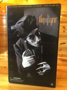 "Sideshow The Vampyre Nosferatu 12"" Figure Silver Screen Edition Max Schrek NEW!"