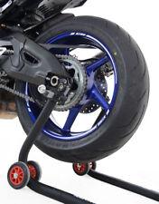 Yamaha MT-10 & YZF-R1 Offset Carretes De Algodón/Paddock Bobinas R&G Racing stand by
