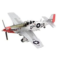 Fascinations Metal Earth P-51D Mustang Sweet Arlene 3D Metal Kit