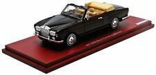 Rolls Royce Corniche Convertible 1971 Black 1:43 Model TRUE SCALE MINIATURES