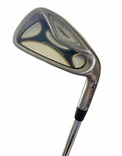 New listing Taylormade R7 7 Iron Inverted Cone Technology T-Step 90 Steel Shaft R Flex RH