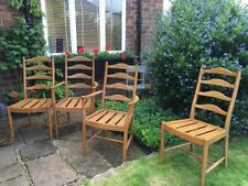 Ercol Piece Table & Chair Sets 4