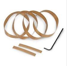 MINI PAK'R Parts Replacement Belt Kit Basic 4 belts, 2 Teflon tape, 1 Wrench
