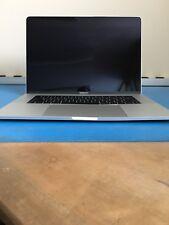"Apple MacBook Pro 15"" Laptop with Touchbar, 512GB - MPTV2LL/A - Dented/Bent"