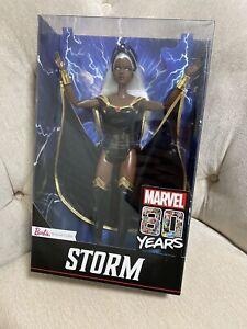 Barbie Marvel X-Men Storm doll articulated NIB