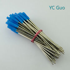 50X Compatible Cross Ball Point Pen Refills 50 Blue