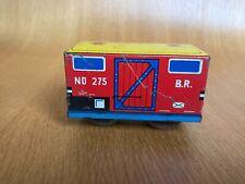 Tin Toy Train Carriage