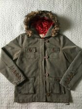 Winter Coat Hooded Parka Women's/Girls by Ripcurl Small ( 8/10)