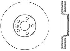 POWER PERFORMANCE DRILLED SLOTTED PLATED BRAKE DISC ROTORS P34422 FRONT