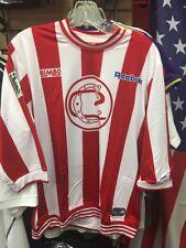 Chivas de Guadalajara Reebok jersey Autentica Original Nueva Centenario 2006 2XL