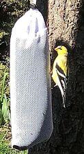 Audubon NYJER SEED/THISTLE SOCK Bird Feeder FINCHES/SISKINS & More- NICE & NEW!