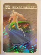 Silver Surfer MH3 1990 Impel Hologram Marvel Universe 1 Trading Card Insert NM/M