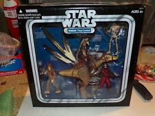 Star Wars , Naboo Final Combat, The Phantom Menace Hasbro 2004
